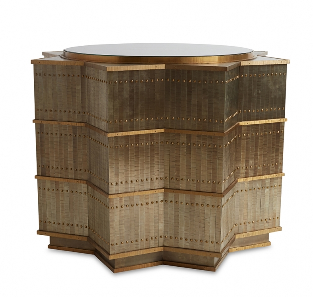 Alhambra Side Table by Damian Jones