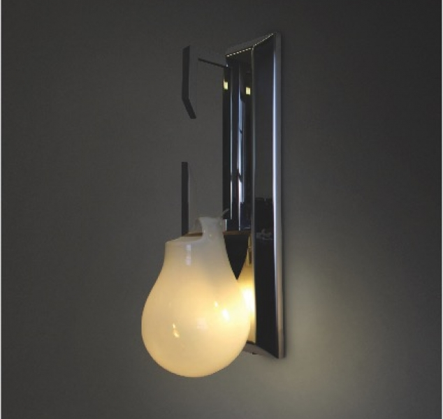 Nepenthes Sconce by Christopher Boots