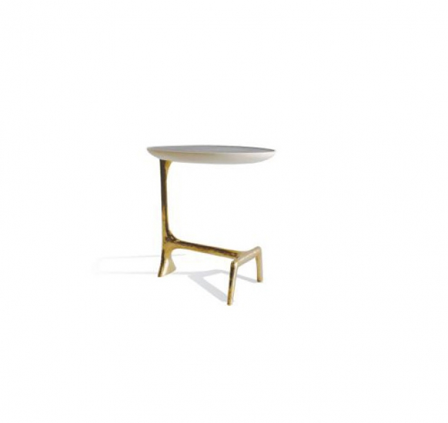 Uovo Side Table by Scala Luxury