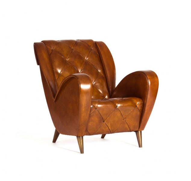 Andre Arm Chair by Jean De Merry