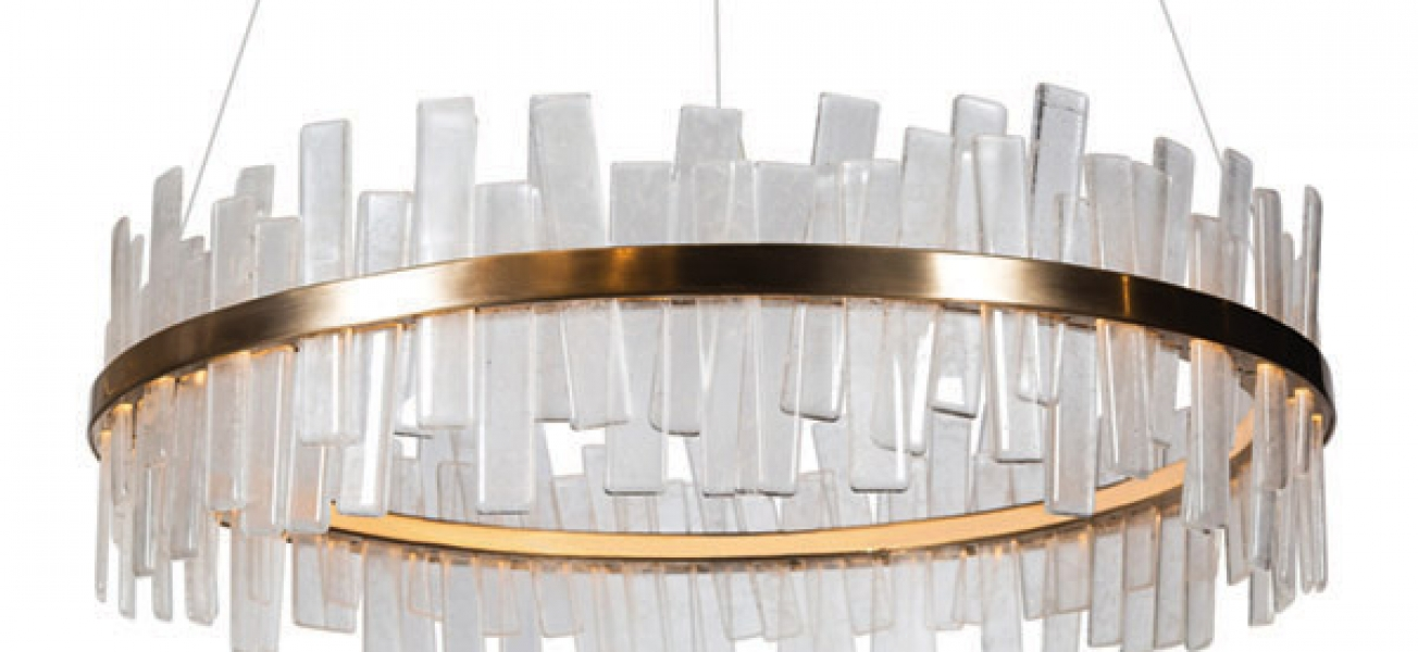 Aquitaine Chandelier by Coup Studio