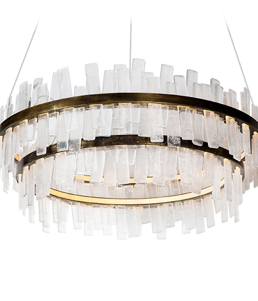Aquitaine Chandelier – Two Tier