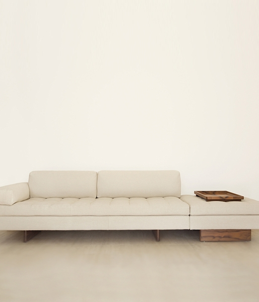 Righthand Asymmetric Medium Sofa by BassamFellows