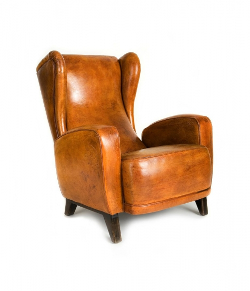 Beaubourg Arm Chair by Jean De Merry