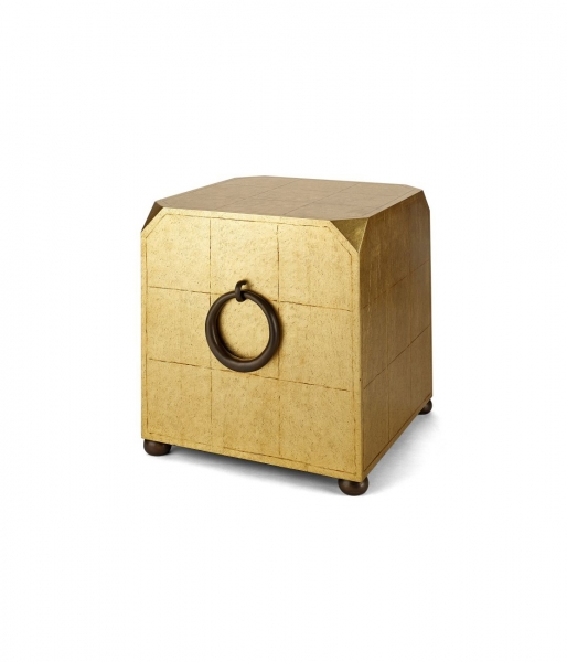 Cubo Side Tableby Jean De Merry