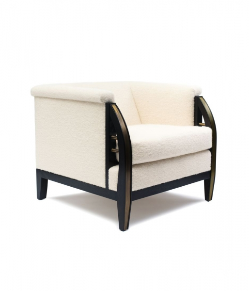 Evora Arm Chair by Jean De Merry