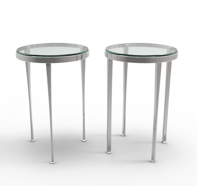 Ainsle Side Table by Gentner