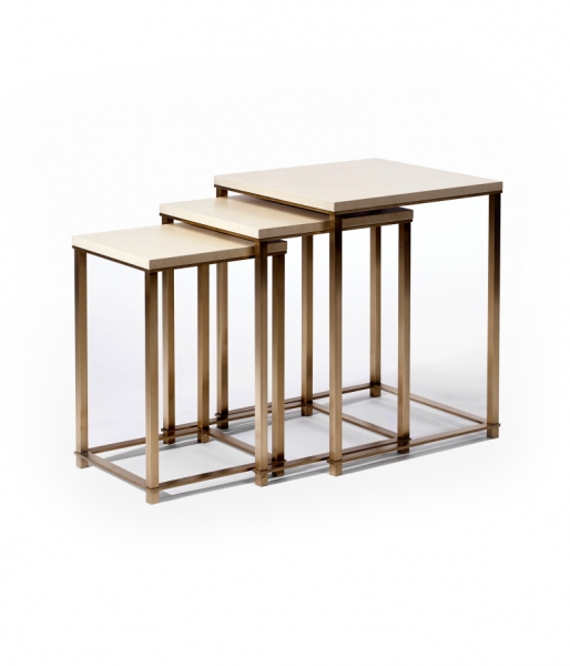Alba Square Side Tableby Jean De Merry