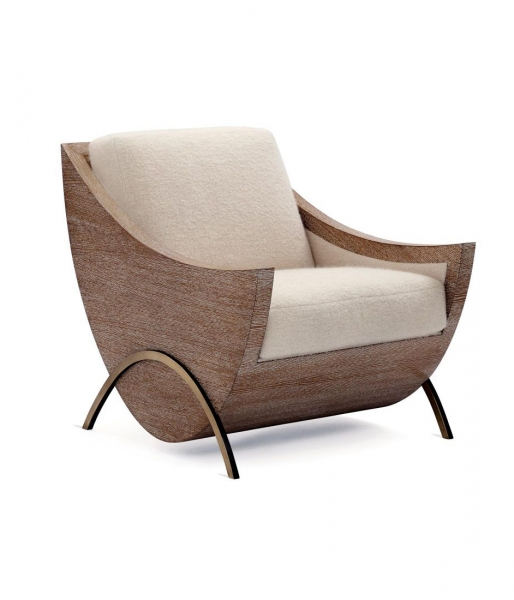Appia Arm Chair by Jean De Merry