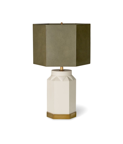 Hexa Table Lamp by Jean De Merry