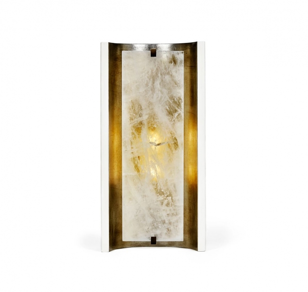 Placa de Rayon Sconce by Jean De Merry