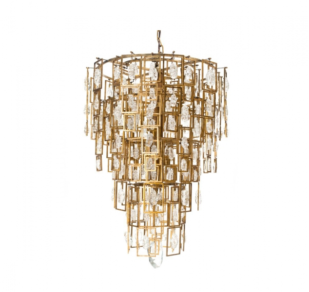 Kara Chandelier by Jean De Merry