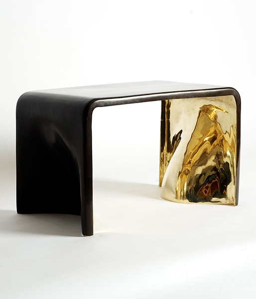 Khetan Bench (Small) by Elan Atelier
