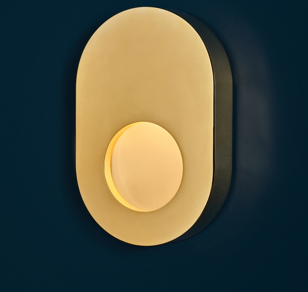 Portal Sconce – Oblong by konekt