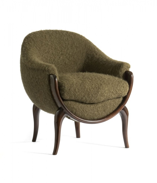 Lora Arm Chair by Jean De Merry