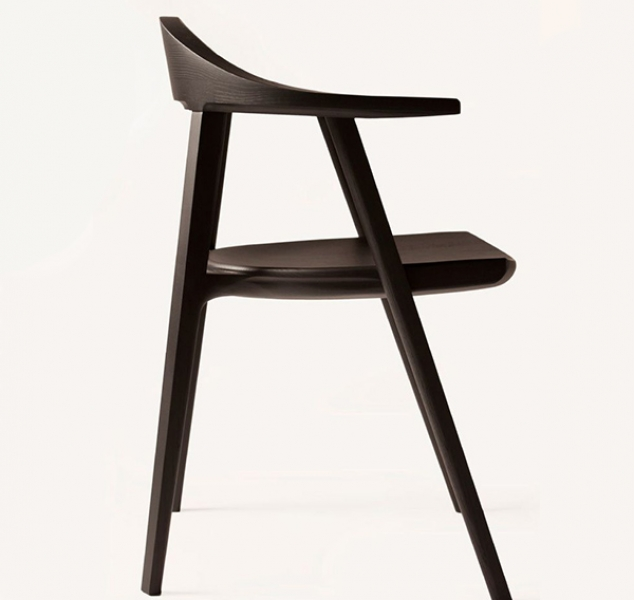 Mantis Side Chair by BassamFellows