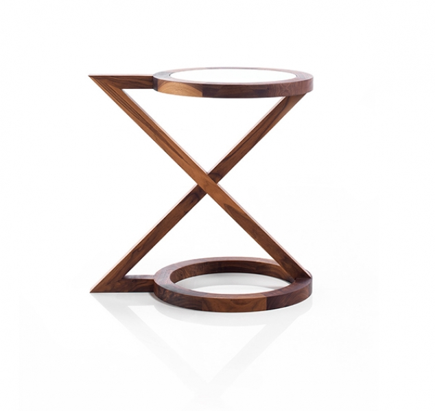 Romina Side Table by Agrippa