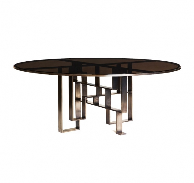 Soho Dining Table by Jean De Merry