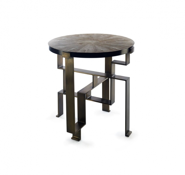 Soho Side Table by Jean De Merry