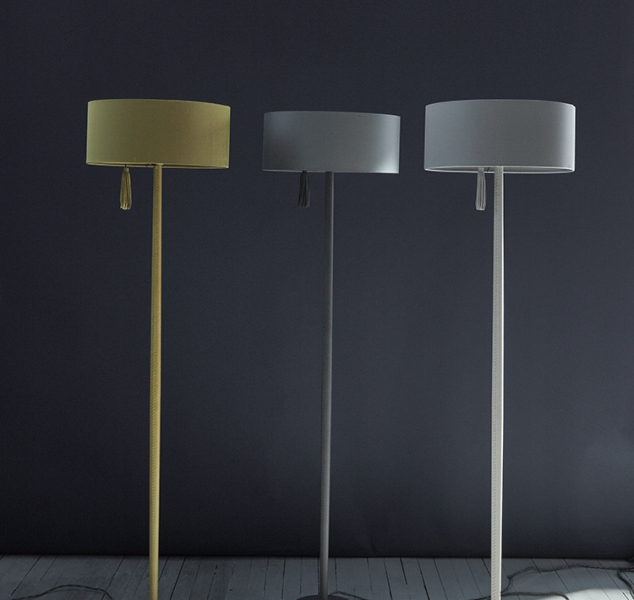 Sungaya Floor Lamp by OCHRE
