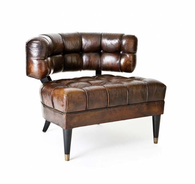 Tribeca (Deep Tufted) Arm Chair by Jean De Merry