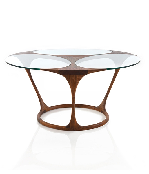 Yris Round Dining Table