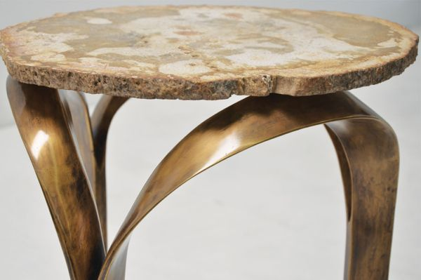 Duomo Side Table by Scala Luxury