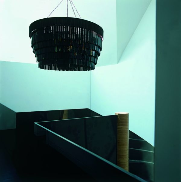 Eclipse Chandelier Round 100cm by OCHRE