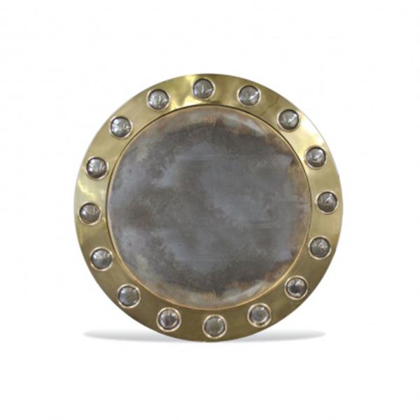 Marseilles Round Convex Mirror