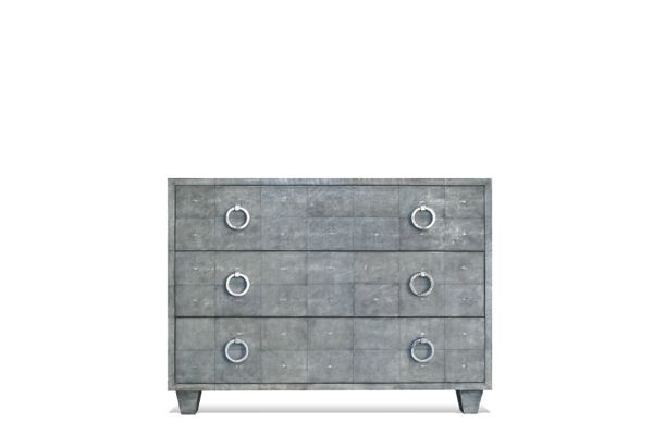 Shagreen Dresser with Rings