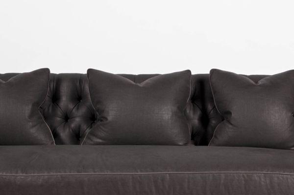 Regency Sofa, Tufted by COUP STUDIO