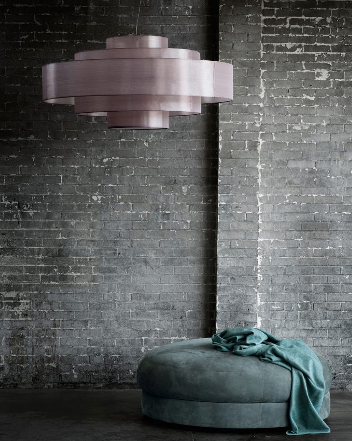 Cloud Shade Chandelier by OCHRE