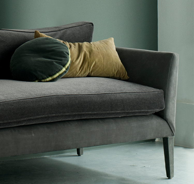 Divine Recline Sofa by OCHRE