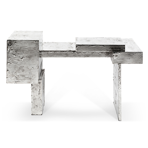 Pewter Console by Gentner