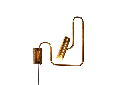 Pivot Single Sconce by Gentner