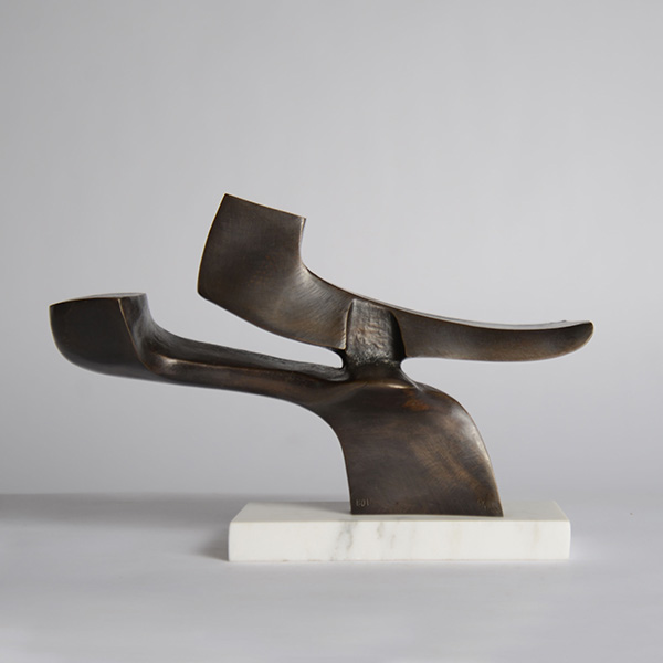 Wind Plow III by Peter Boiger