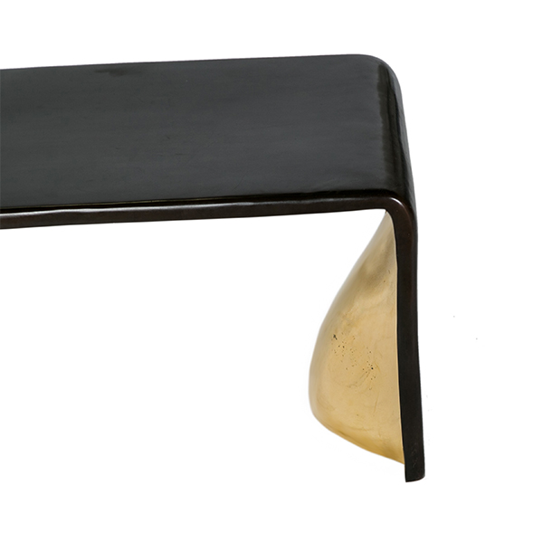 Khetan Bench (Large) by Elan Atelier