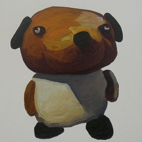 Brown Bear by Peter Opheim