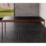 Leather Desk by BassamFellows
