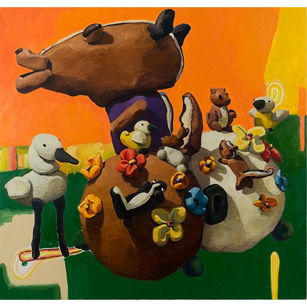 Fox by Peter Opheim