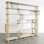 Laisse Béton Cortland Bookshelf by Atelier D'Amis