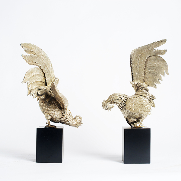 Gallus Sculpture by Elan Atelier