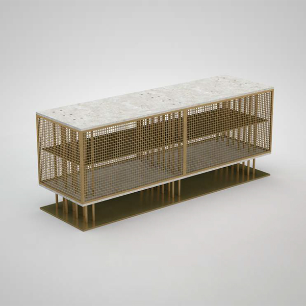 Greenwich Credenza by Atelier D'Amis