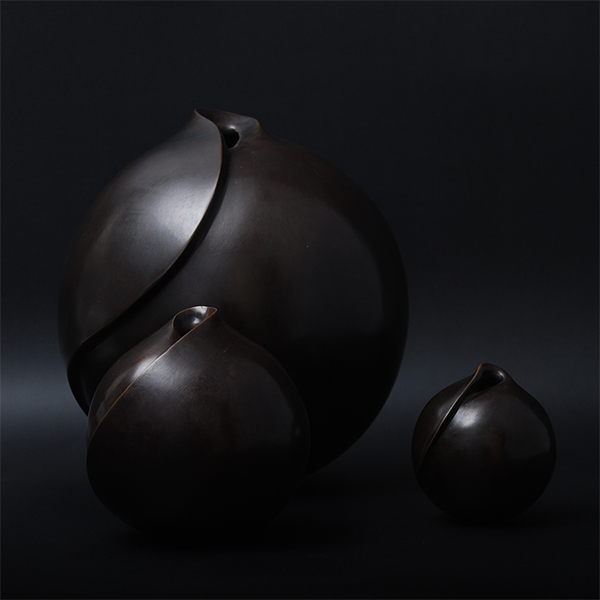 Hickory Vase by Elan Atelier