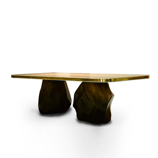 Manhattan Dining Table by Elan Atelier