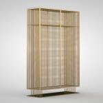 Laisse Béton Vestry Armoire Table by Atelier D'Amis
