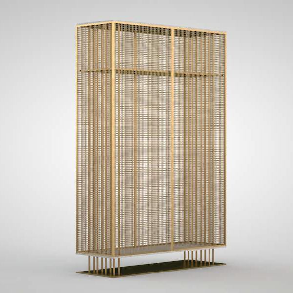 Vestry Armoire by Atelier D'Amis