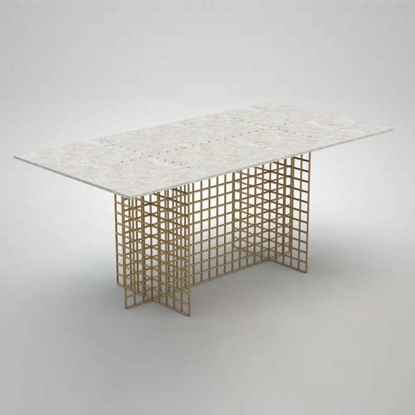 Watts Dining Table by Atelier D'Amis
