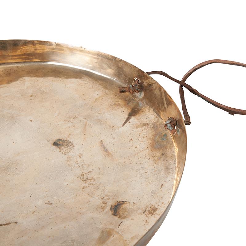 Darjeeling Brass Tray