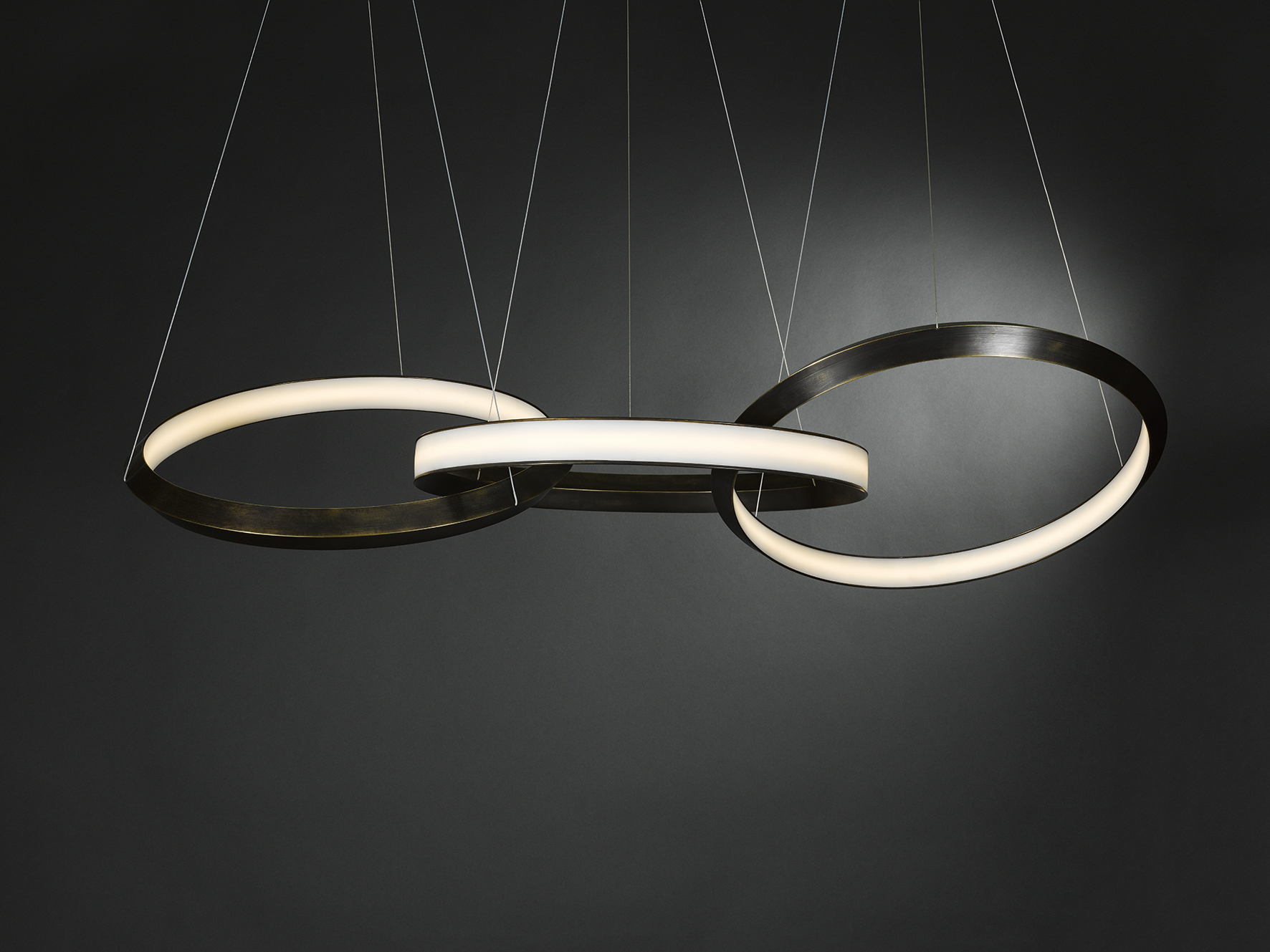 Oracle Triplet Pendant by Christopher Boots